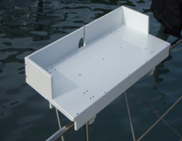The Cutting Board Factory - Marine Board - Fish Cleaning Station